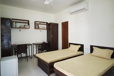AC Furnished PG rooms in kota