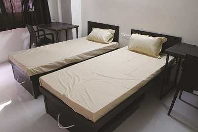 Kota Hostel with modren furniture