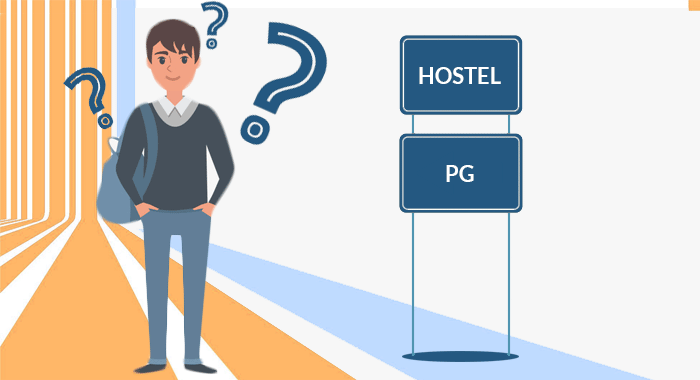 Which is better preferring a hostel or a paying guest (PG) in Kota? And why?